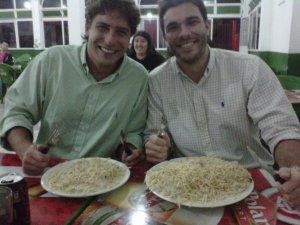 """Lourenço e Fernando no """"Xis"""" do Gelson"""