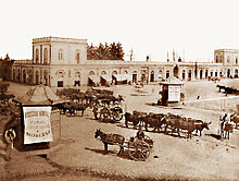 Foto mais antiga do Mercado_Público_-_1875