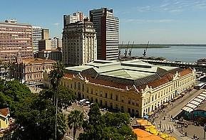 Mercado Público Central de POA - site da Prefeitura